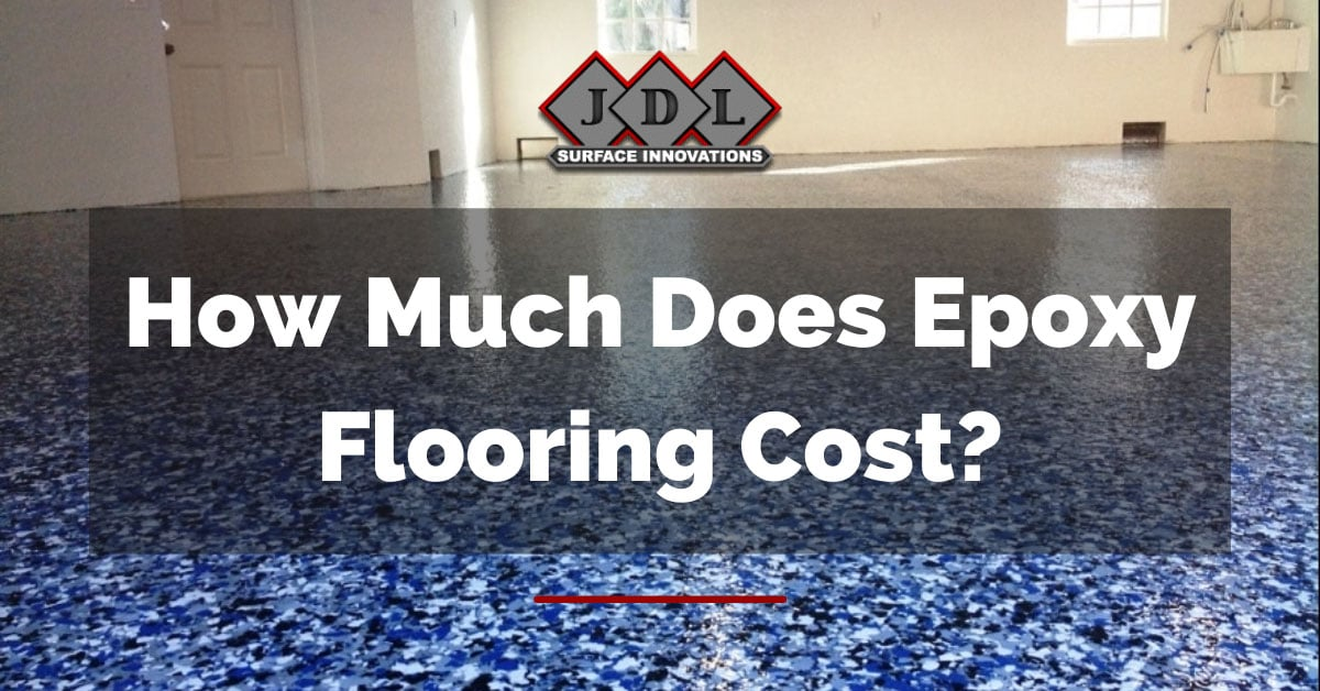 How much does Epoxy Flooring Costs